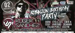 Video: Roger Sanchez @ Robinzon Birthday Party