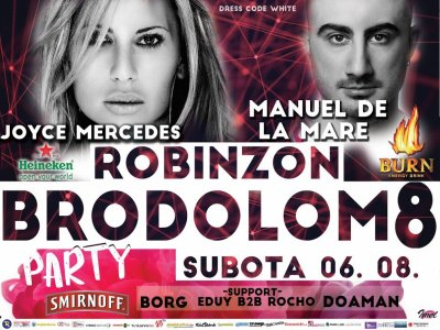 ROBINZON BRODOLOM PARTY 8
